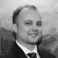 Photo of Mathew James, student-at-law at Chapman Riebeek LLP